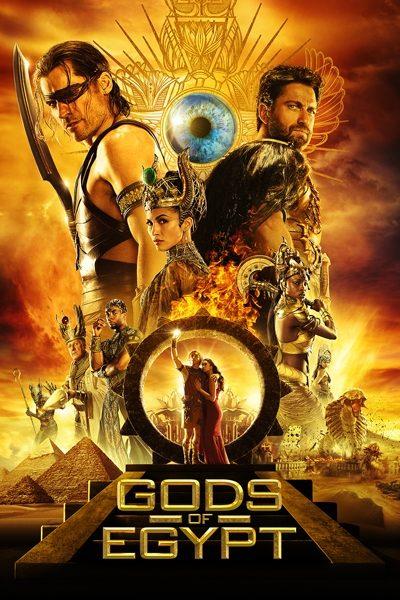 Gods of Egypt สงครามเทวดา