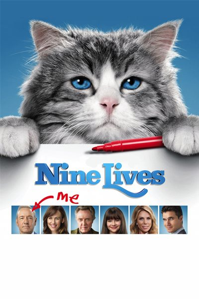 Nine Lives (2016) แมวเก้าชีวิตเพี้ยนสุดโลก
