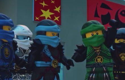 หนัง LEGO Ninjago S.07 EP.02
